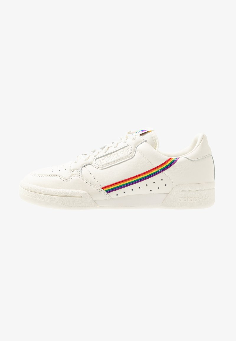 adidas Originals - CONTINENTAL 80 PRIDE - Sneakers laag - offwhite