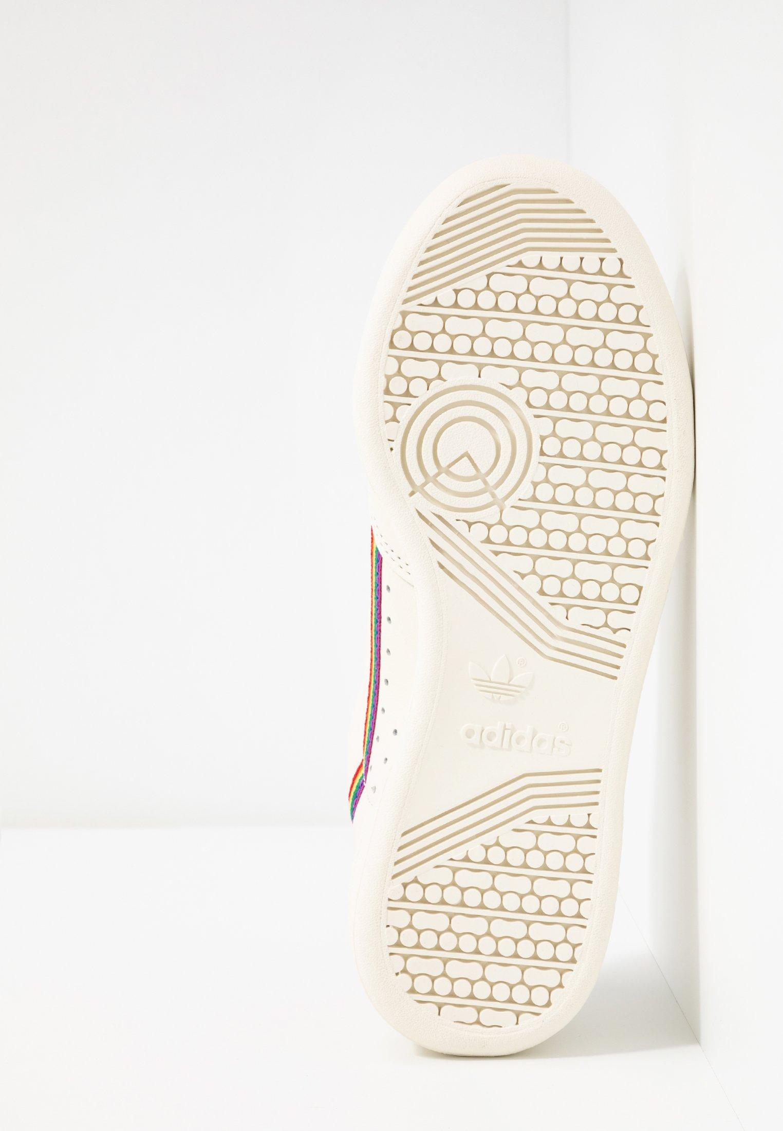 adidas Originals CONTINENTAL 80 PRIDE - Sneakersy niskie - offwhite