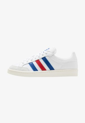 AMERICANA - Matalavartiset tennarit - footwear white/collegiate royal/scarlet