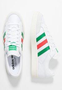 adidas Originals - AMERICANA - Baskets basses - footwear white/chalk white - 1
