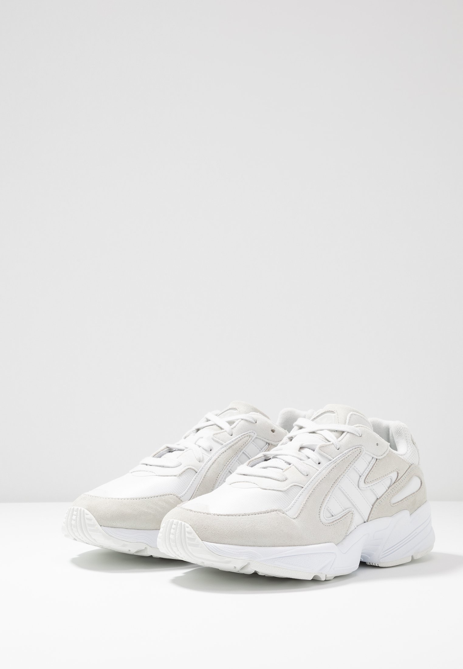 White Adidas 96 Basses White footwear Yung ChasmBaskets Crystal Originals 0OkXnwP8