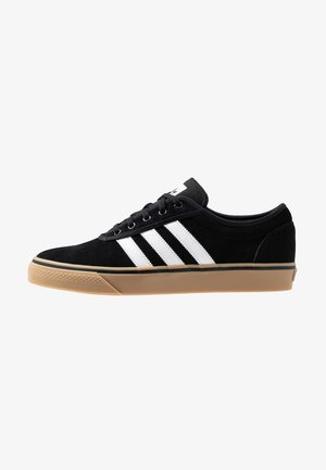 ADI-EASE VULCANIZED SKATEBOARD SHOES - Trainers - core black/footwear white
