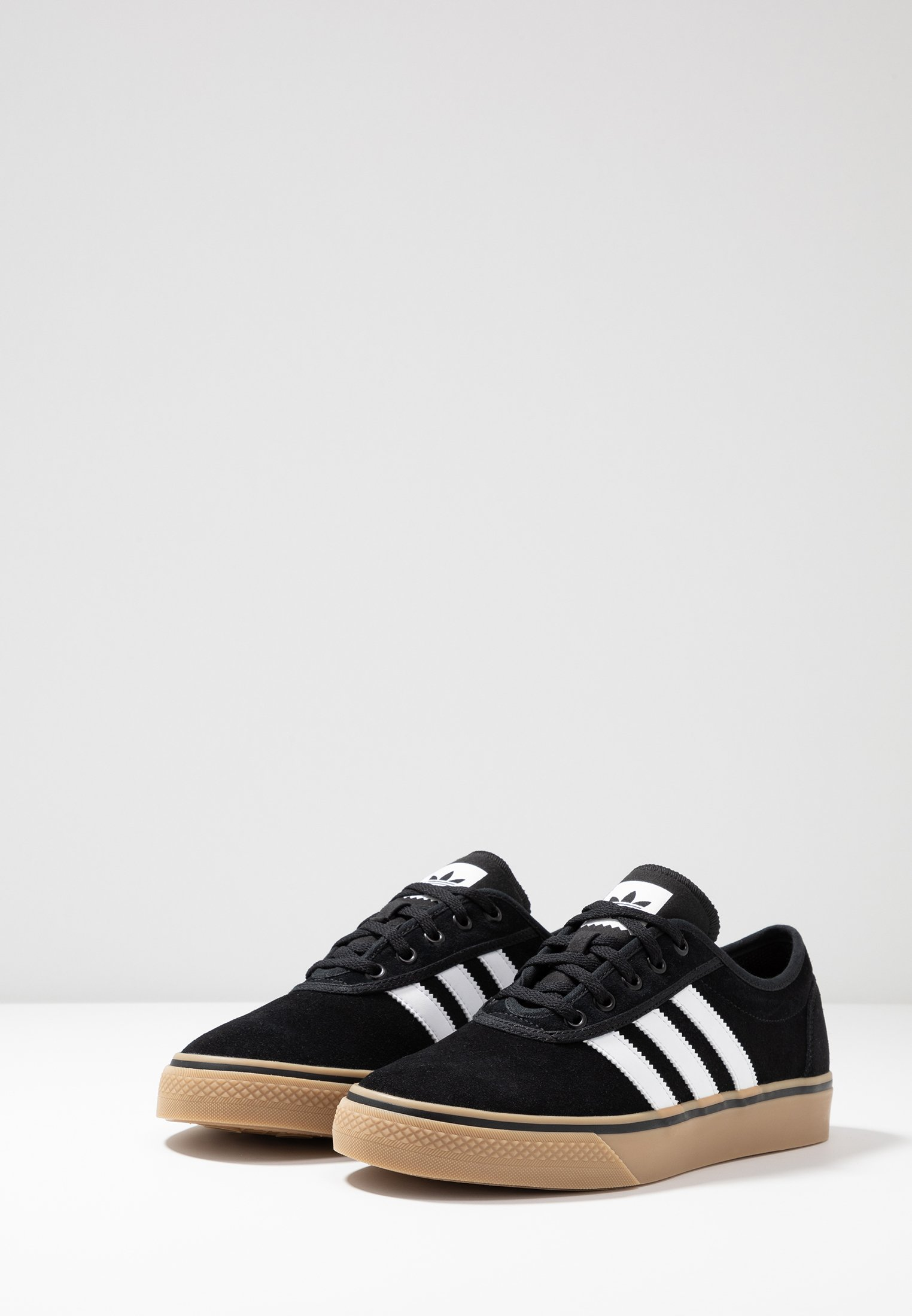 adidas Originals ADI-EASE VULCANIZED SKATEBOARD SHOES - Sneakers - core black/footwear white