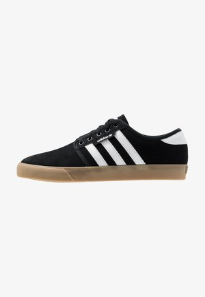 SEELEY - Tenisky - core black/footwear white
