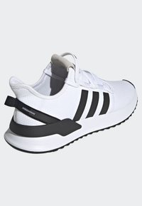 adidas Originals - U_PATH RUN - Baskets basses - white - 4