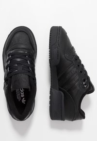 adidas Originals - RIVALRY - Matalavartiset tennarit - core black/footwear white - 1