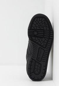 adidas Originals - RIVALRY - Matalavartiset tennarit - core black/footwear white - 4