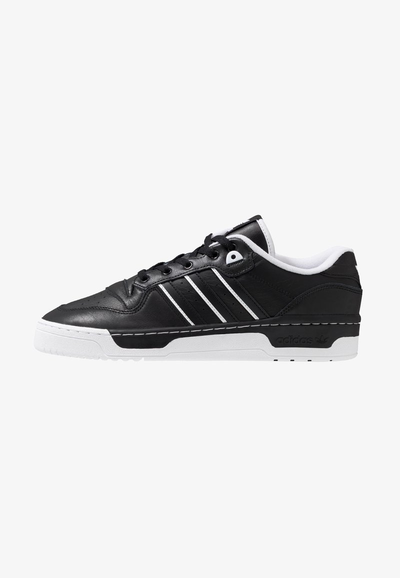 adidas Originals - RIVALRY - Zapatillas - core black/footwear white