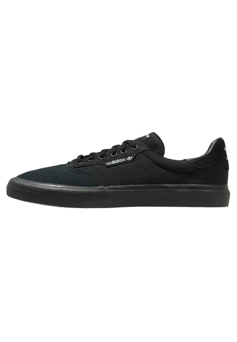 adidas Originals - 3MC - Sneakersy niskie - cblack/cblack/gretwo
