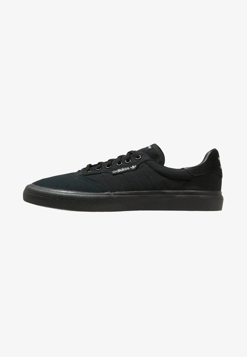 adidas Originals - 3MC VULCANIZED SKATEBOARD SHOES - Baskets basses - cblack/gretwo