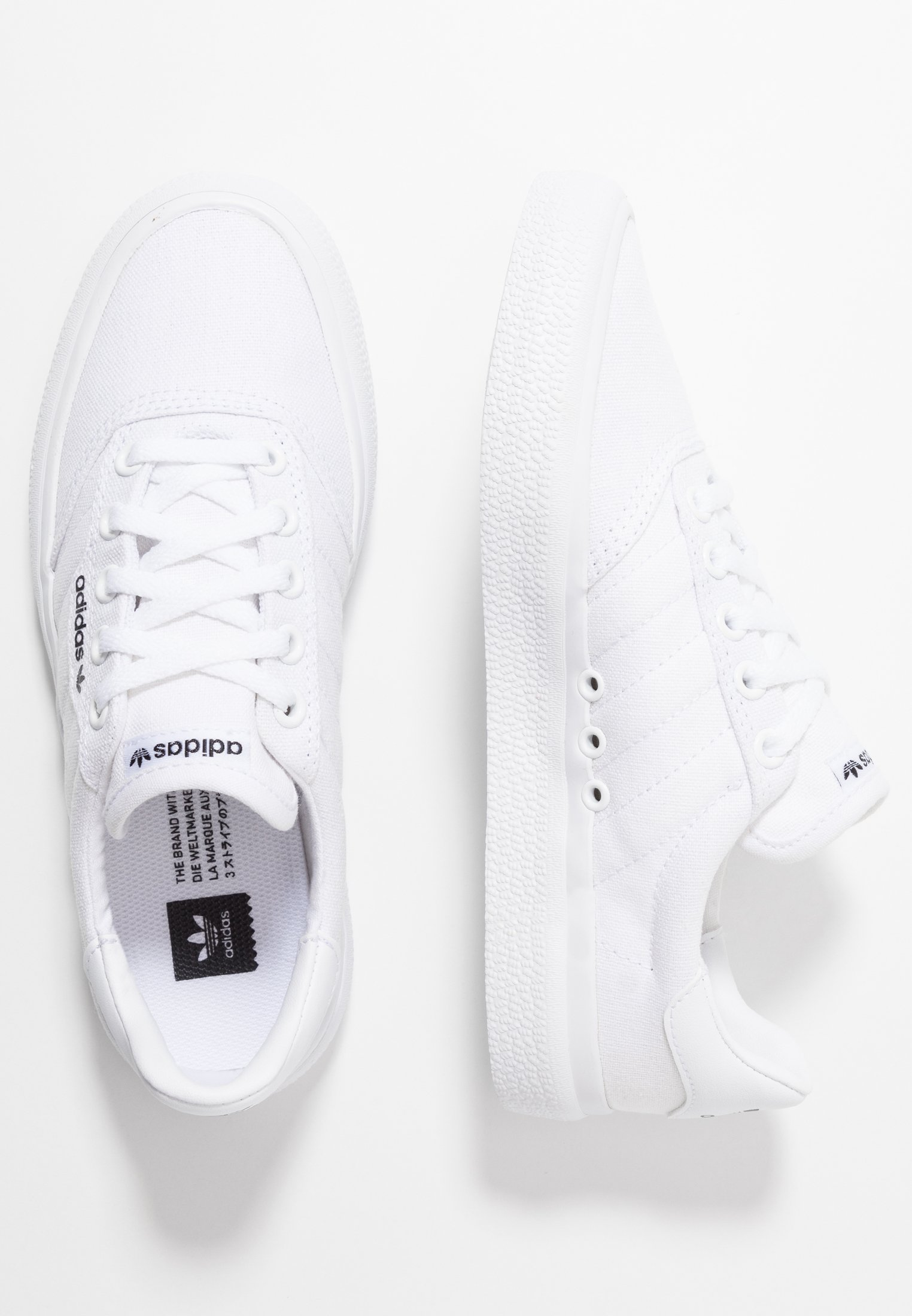 adidas Originals 3MC - Sneakersy niskie - footwear white