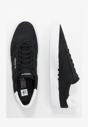 3MC - Tenisky - core black/footwear white