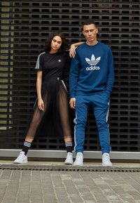 adidas Originals - SUPERCOURT - Sneakers basse - white/black - 5