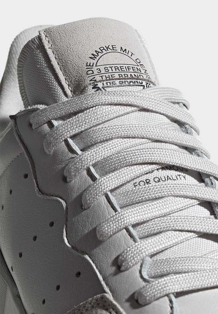 Adidas Grey Originals One SupercourtBaskets crystal White Basses rhdCtQoxsB