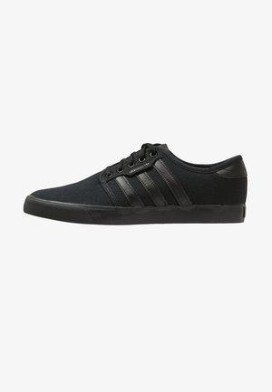 SEELEY - Skate shoes - cblack