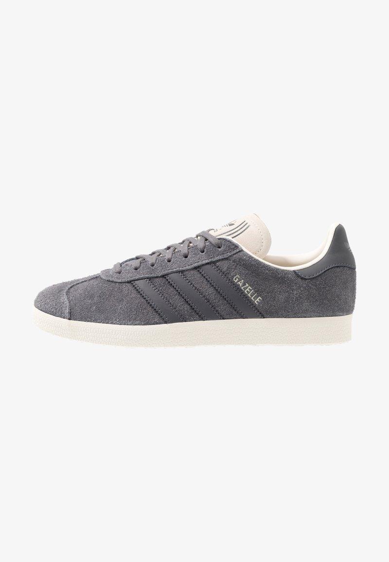 adidas Originals - GAZELLE - Sneakers - grey five/white