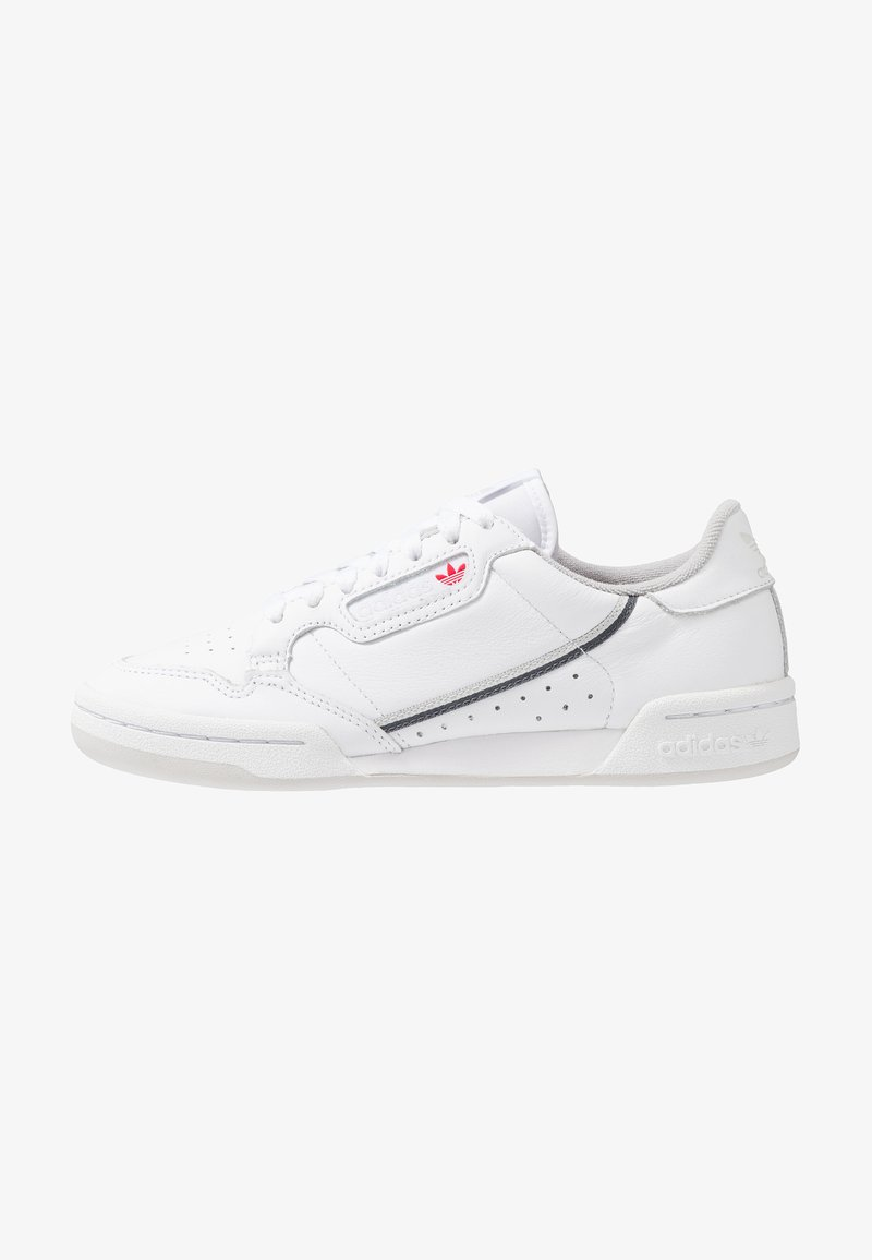 adidas Originals - CONTINENTAL 80 - Sneaker low - footwear white/grey five/grey one