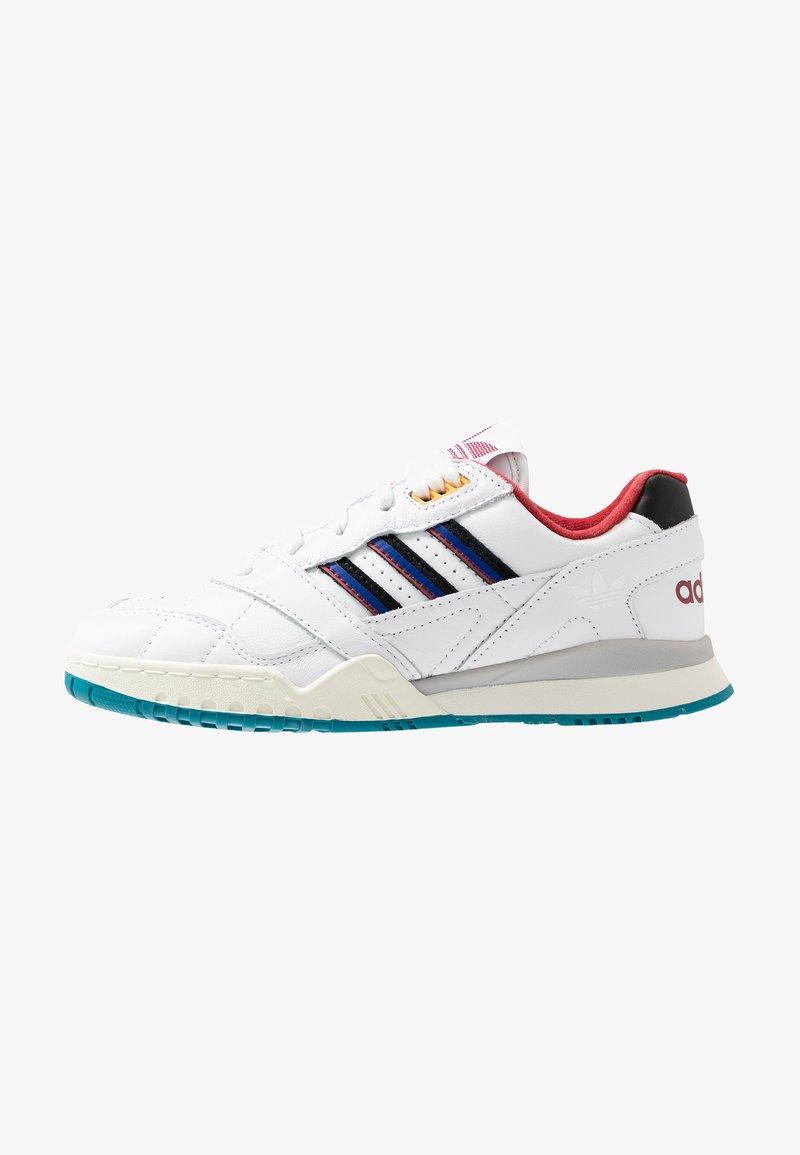 adidas Originals - A.R. TRAINER - Sneakers laag - footwear white/collegiate burgundy/collegiate royal