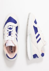 adidas Originals - A.R. TRAINER - Trainers - offwhite/footwear white/real purple - 1