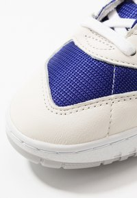 adidas Originals - A.R. TRAINER - Trainers - offwhite/footwear white/real purple - 5