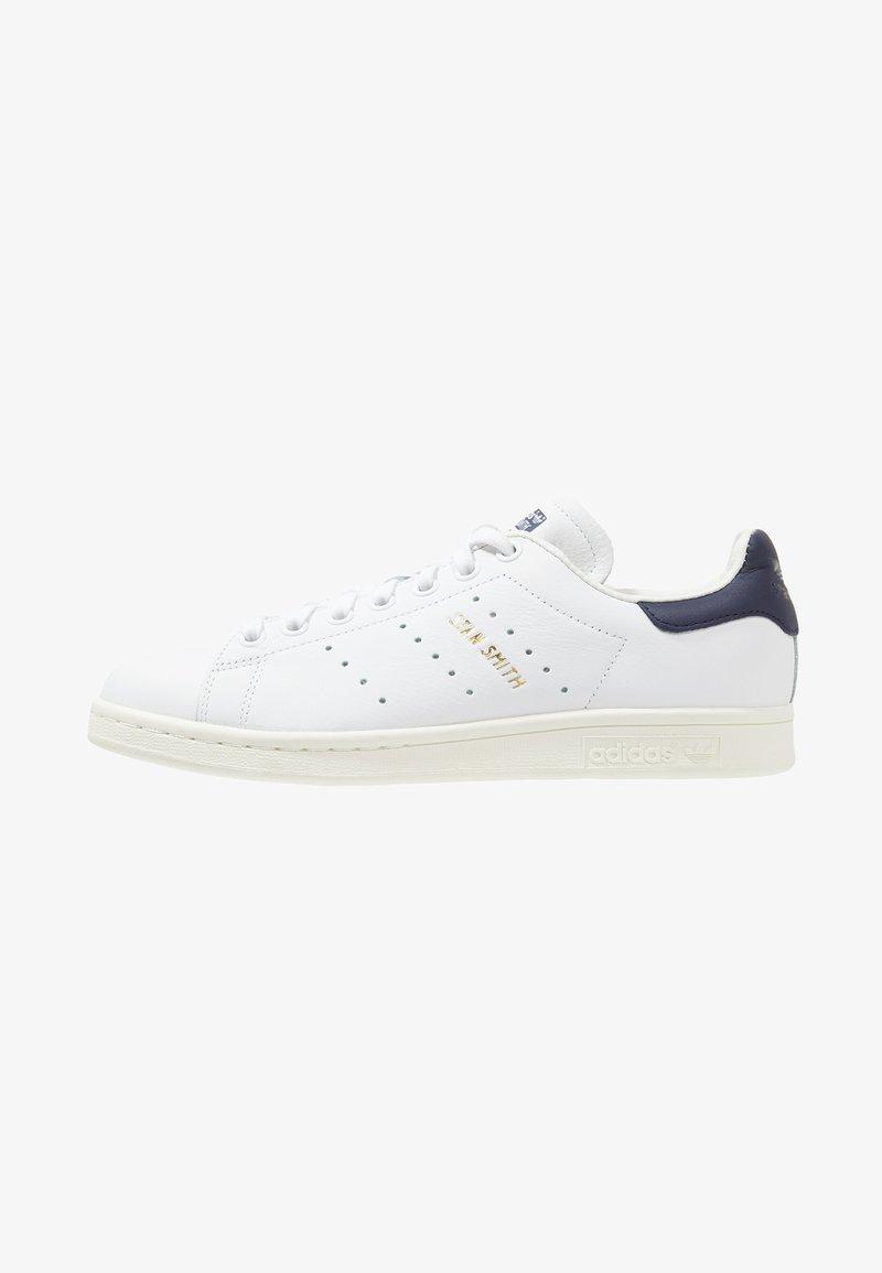 adidas Originals - STAN SMITH - Sneakers - white/dark blue