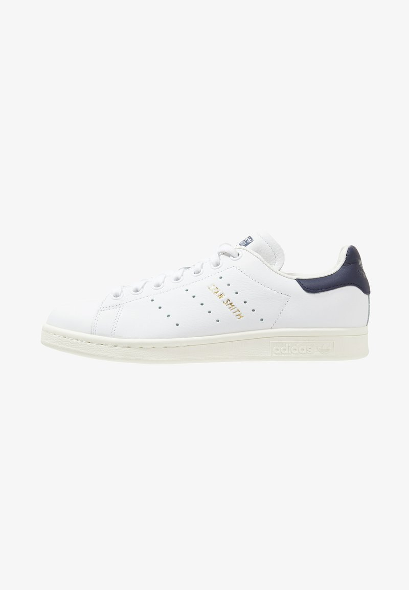 adidas Originals - STAN SMITH - Sneakers - white/dark blue