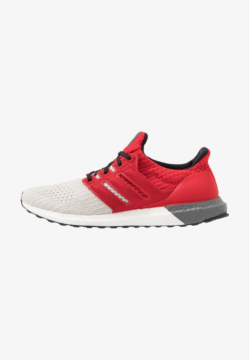 adidas Originals - ULTRABOOST - Zapatillas - footwear/white/scarlet/core black