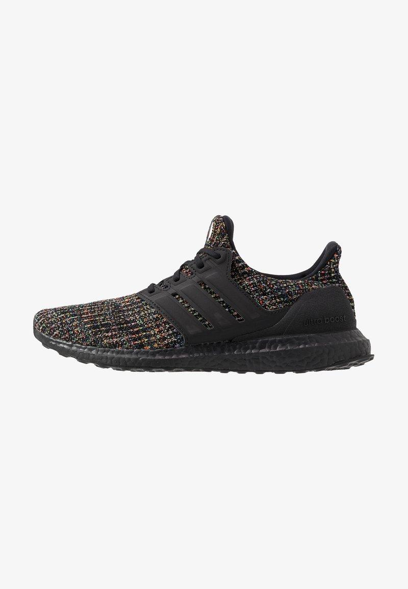 adidas Originals - ULTRABOOST - Sneakers laag - core black/glow green