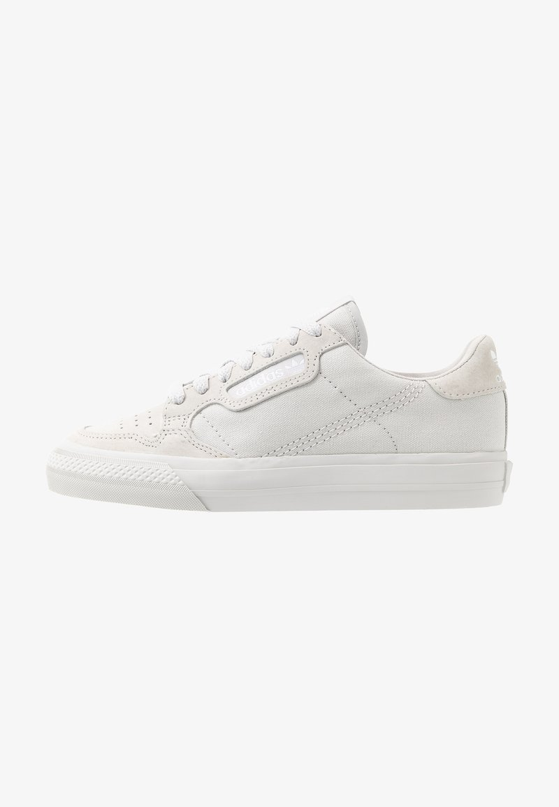 adidas Originals - CONTINENTAL VULCANIZED SKATEBOARD SHOES - Trainers - grey one/footwear white