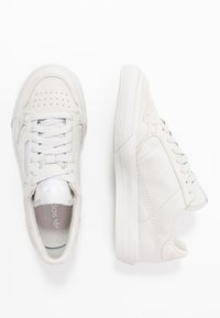 adidas Originals - CONTINENTAL VULCANIZED SKATEBOARD SHOES - Baskets basses - grey one/footwear white - 1