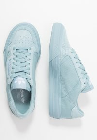 adidas Originals - CONTINENTAL VULCANIZED SKATEBOARD SHOES - Trainers - ash grey/footwear white - 1