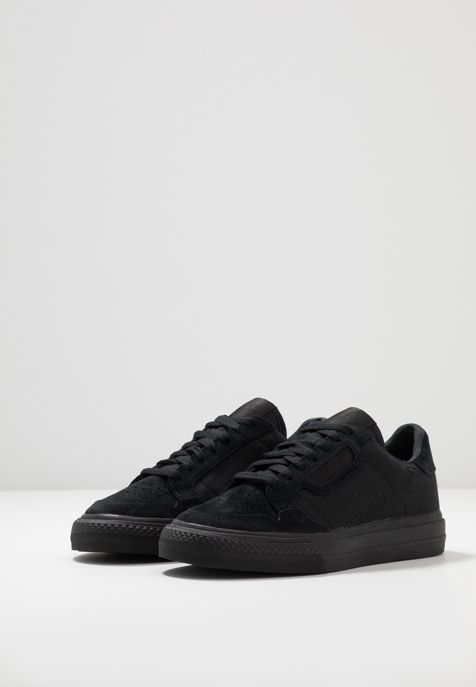 Adidas Originals Continental Vulcanized Skateboard Shoes - Zapatillas Core Black/footwear White