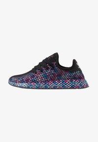 adidas Originals - DEERUPT RUNNER STREETWEAR-STYLE SHOES  - Sneakers - core black/footwear white - 0