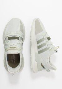 adidas Originals - U_PATH RUN RUNNING-STYLE SHOES - Joggesko - ash silver/raw khaki - 1