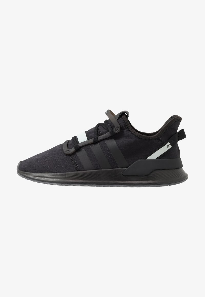 adidas Originals - U_PATH RUN RUNNING-STYLE SHOES - Sneakers laag - core black/ash silver