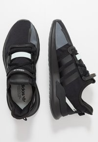 adidas Originals - U_PATH RUN RUNNING-STYLE SHOES - Sneakers - core black/ash silver - 1