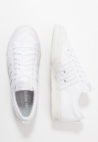 adidas Originals - NIZZA - Zapatillas - footwear white/grey two - 1