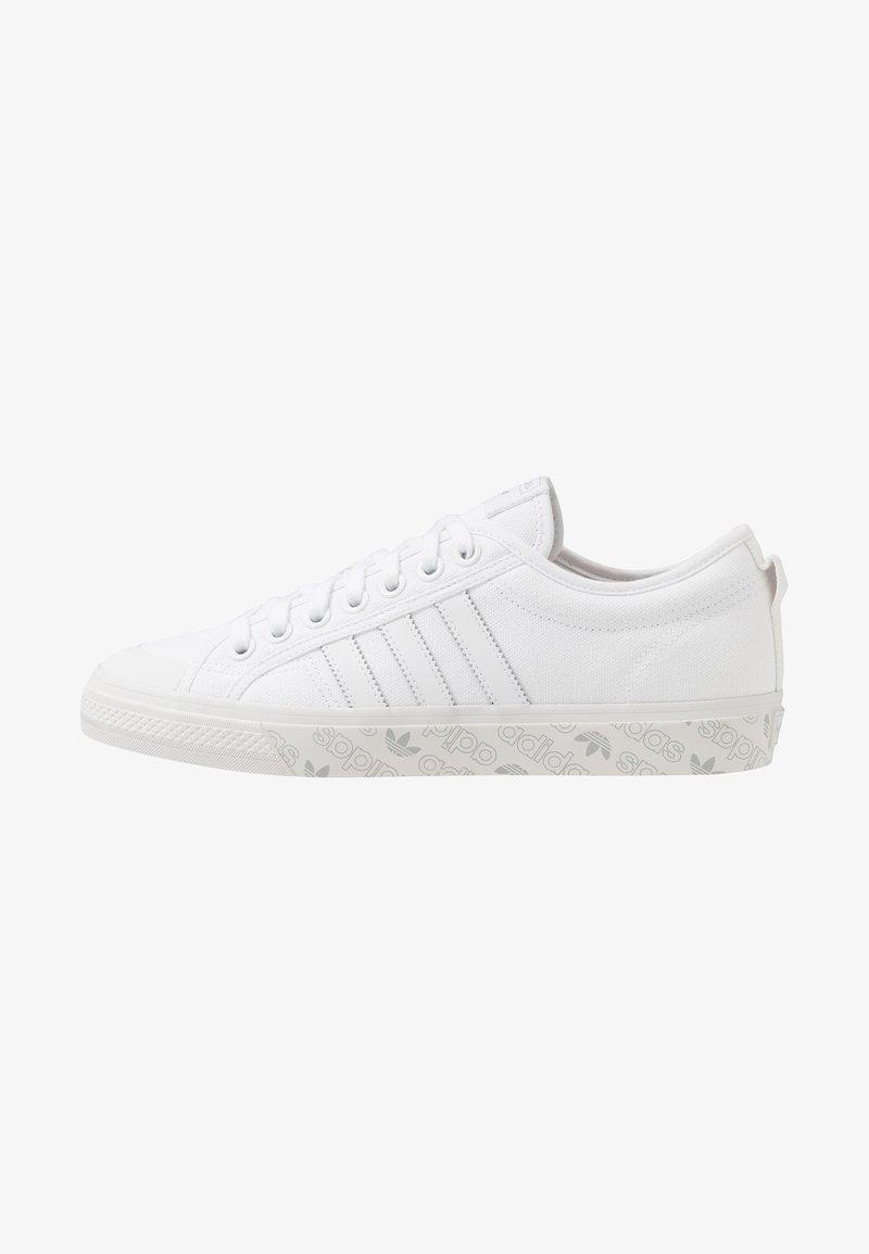 adidas Originals - NIZZA - Sneakers basse - footwear white/grey two
