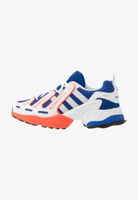 adidas Originals - EQT GAZELLE RUNNING-STYLE SHOES - Trainers - power blue/grey one/solar red - 1