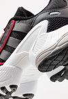 adidas Originals - EQT GAZELLE RUNNING-STYLE SHOES - Sneakers laag - core black/grey six/energie pink