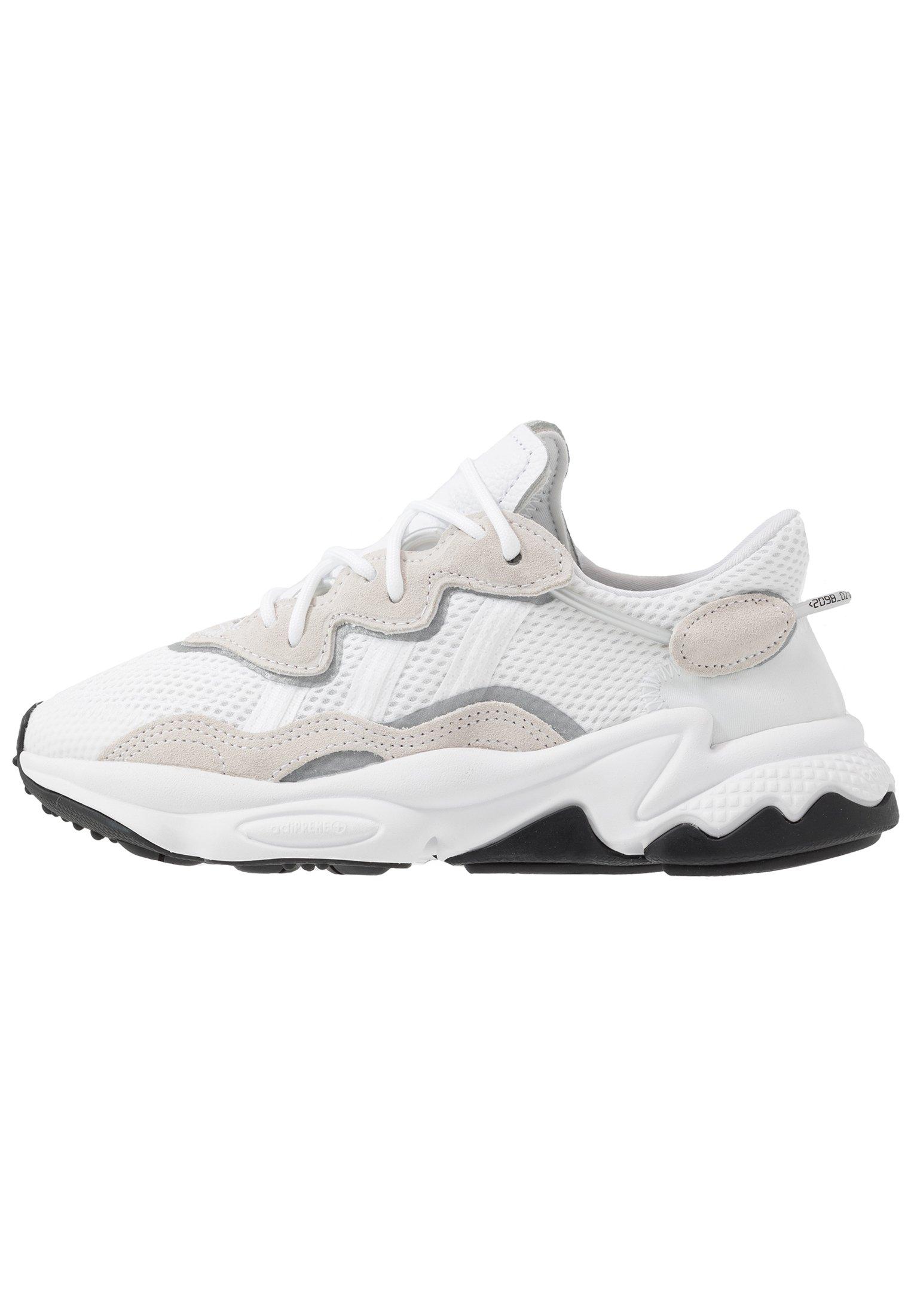 adidas Originals OZWEEGO - Zapatillas - ftwwht/ftwwht/cblack ...