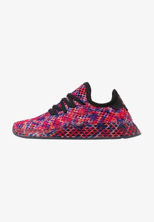 DEERUPT RUNNER - Tenisky - core black/solar red