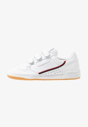 CONTINENTAL 80 STRAP - Sneakers basse - footwear white/clear green/scarlet
