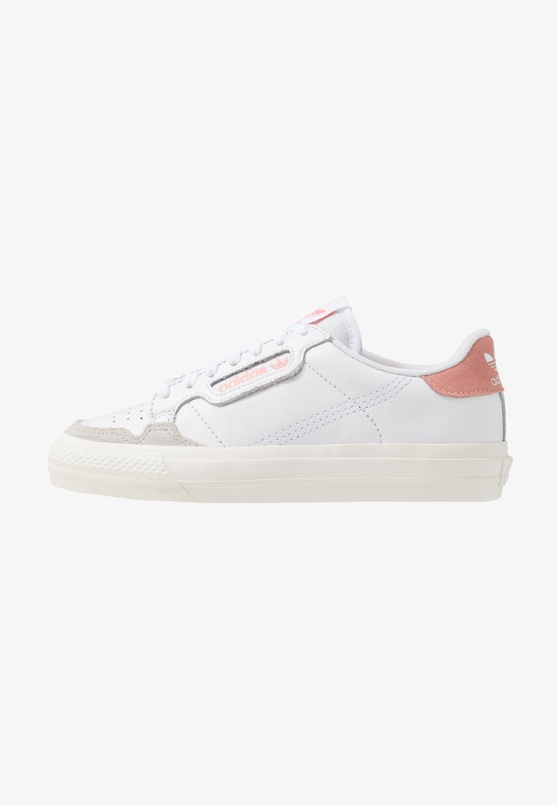 adidas Originals - CONTINENTAL - Sneakers - footwear white/glow pink