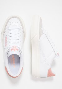 adidas Originals - CONTINENTAL - Sneakers - footwear white/glow pink - 1