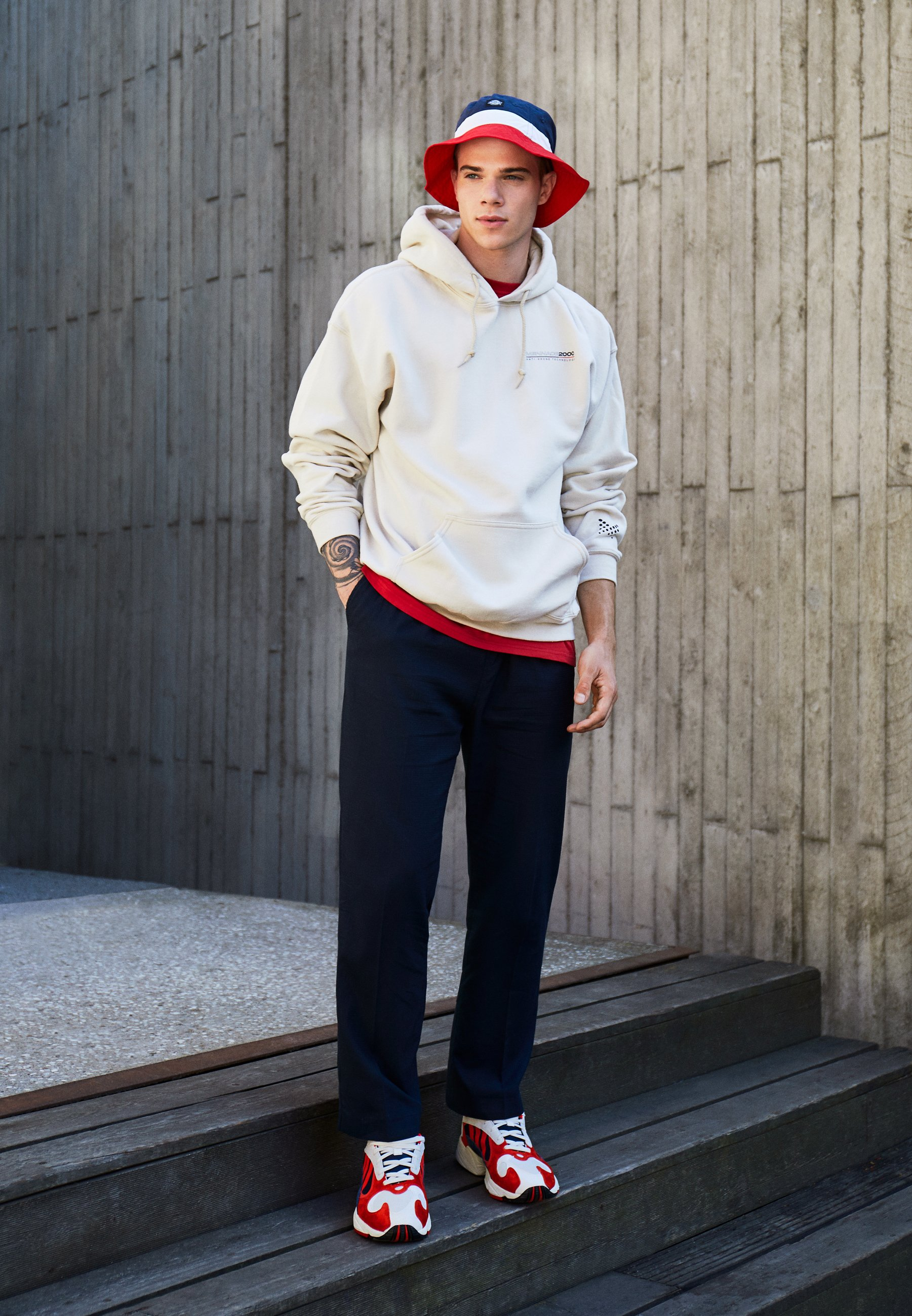 Originals Basses collegiate core Black Adidas White Yung 1Baskets Navy 4jAR5L