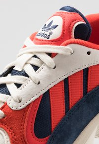 adidas Originals - YUNG-1 TORSION SYSTEM RUNNING-STYLE SHOES - Sneakers basse - white/core black/collegiate navy - 8