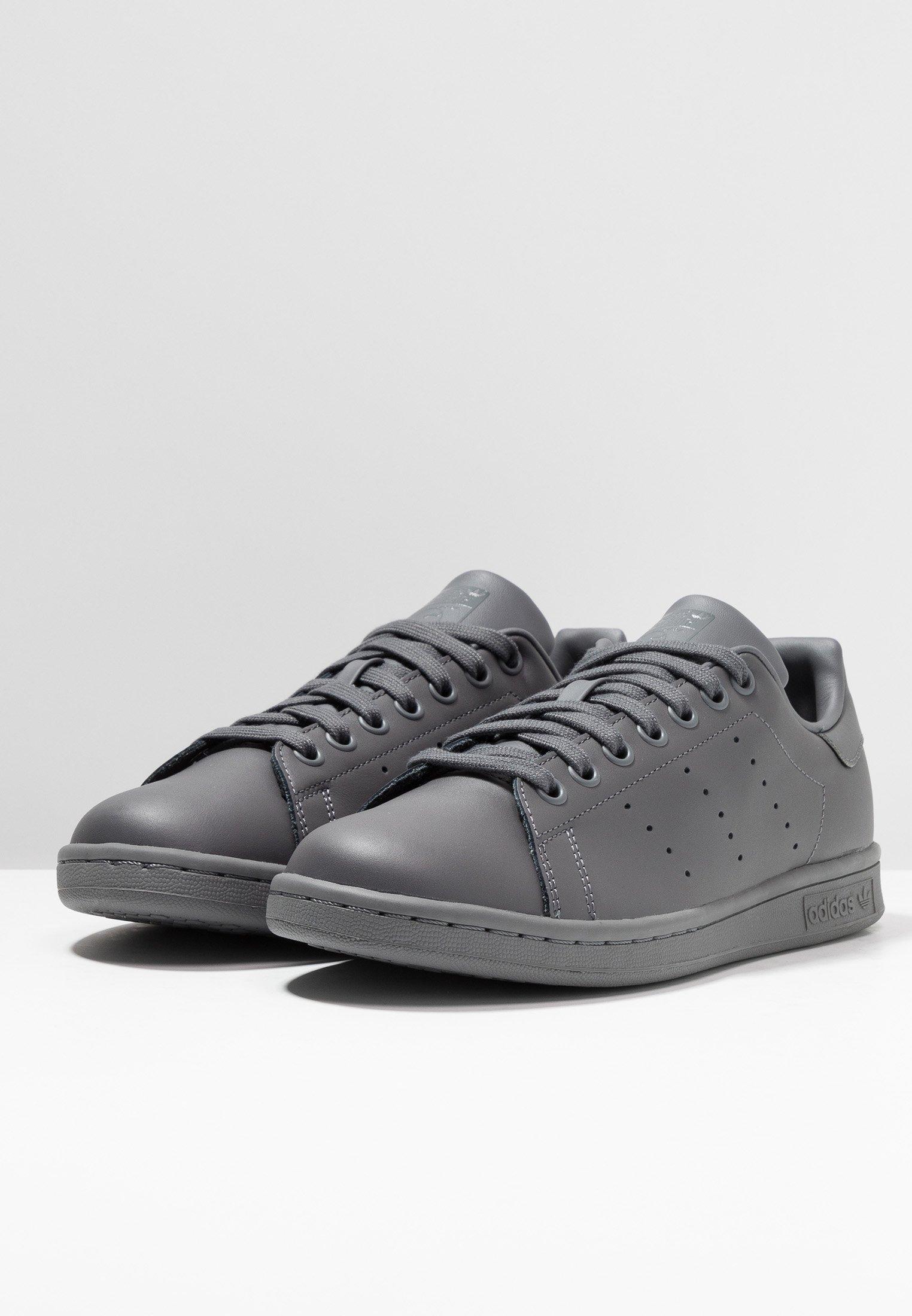 Stan SmithBaskets Five Adidas Originals Basses Grey EDeHW29IY