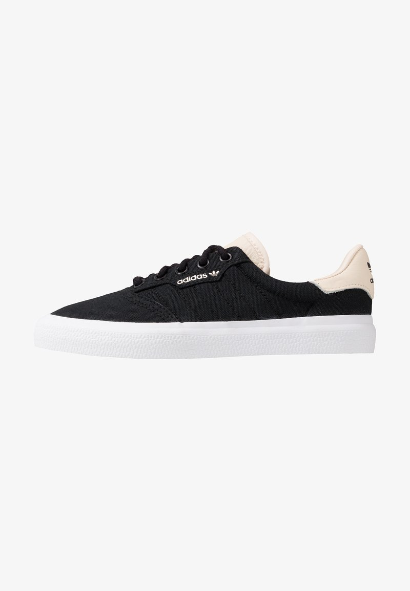 adidas Originals - 3MC VULCANIZED SKATEBOARD SHOES - Sneakers basse - core black/ecru tint/footwear white