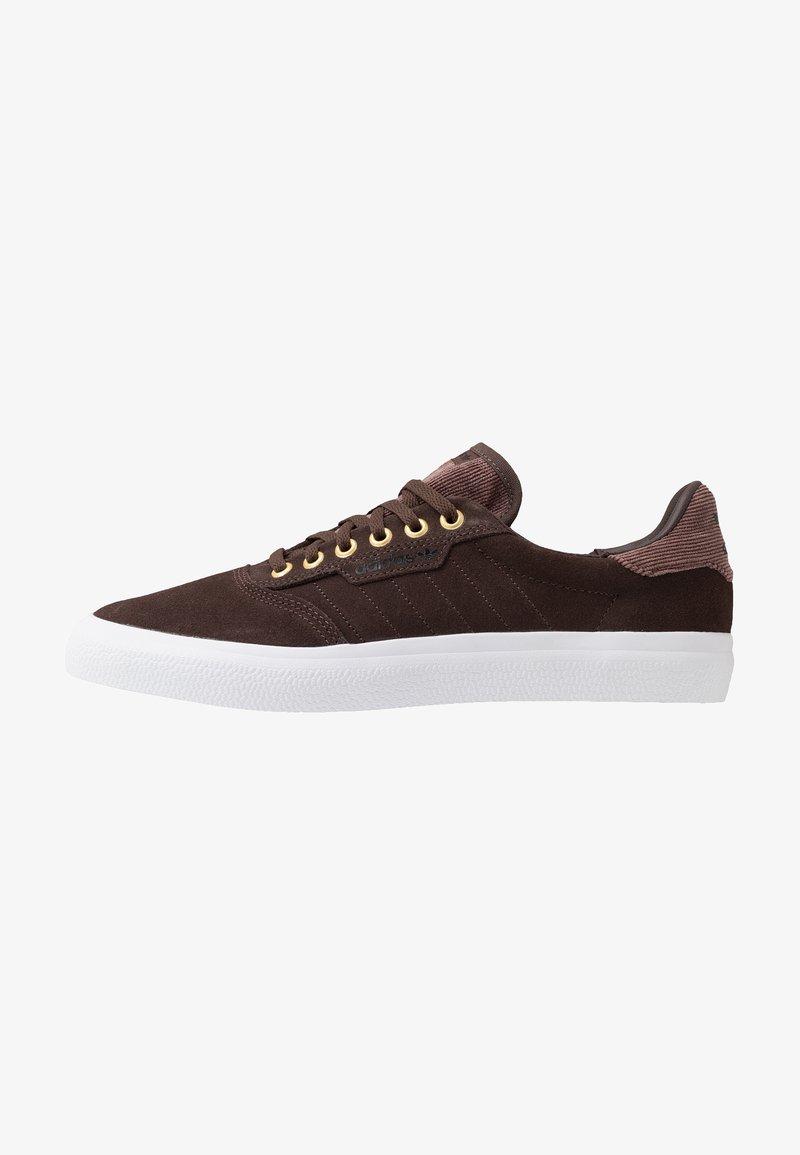 adidas Originals - 3MC - Sneakers laag - brown/footwear white/gold metallic